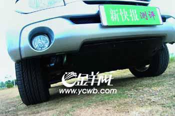 测试猎豹飞腾 长丰三菱PAJEROV73 1高清图片