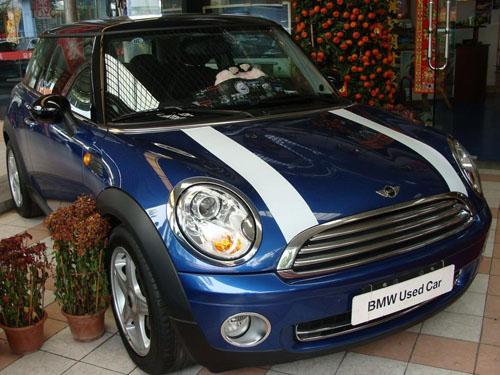 新mini cooper fun_MINI FUN降价1.5万 多重购车礼 - 二手车新车上市-第一车网